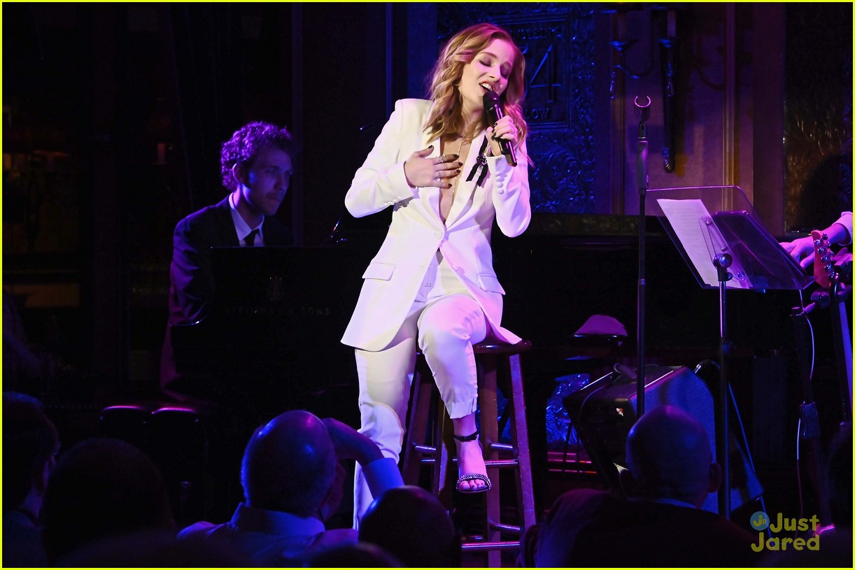 jackie evancho 54 below performance album talk 04