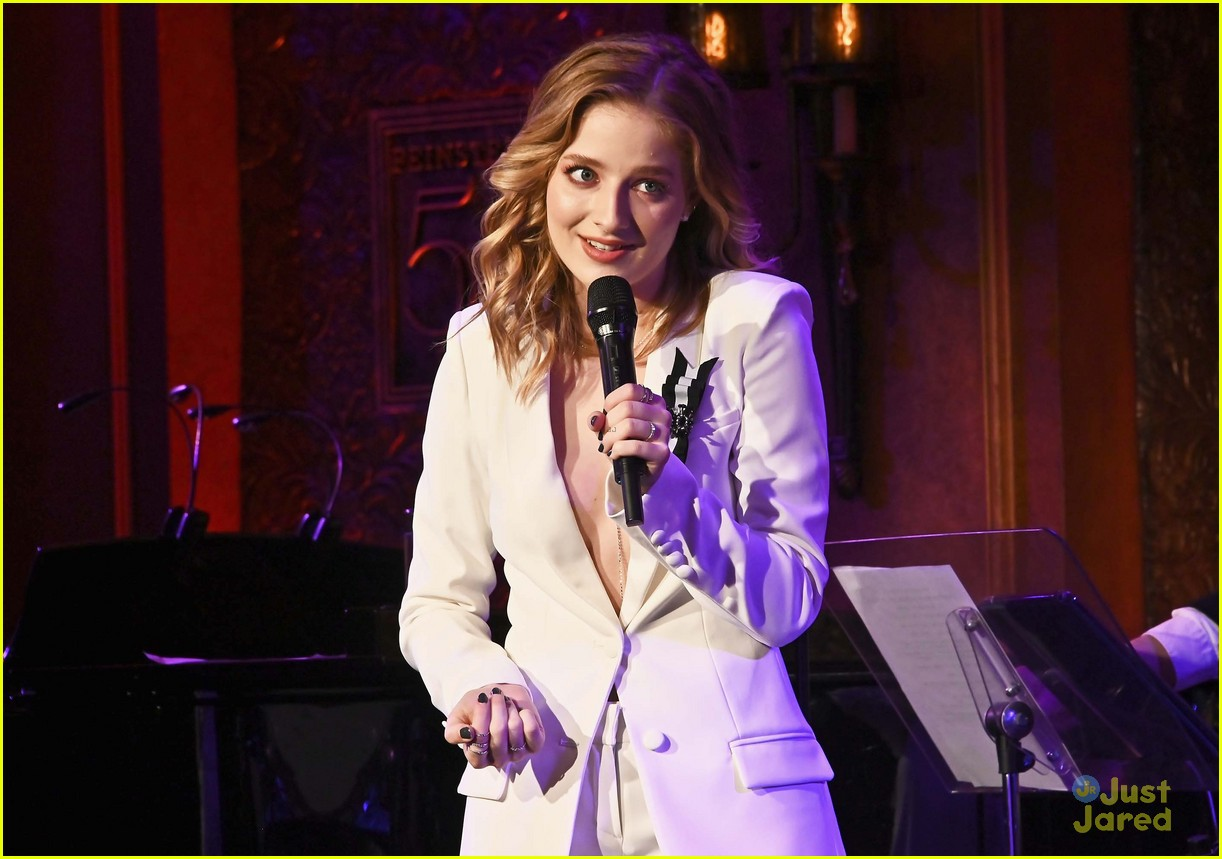 jackie evancho 54 below performance album talk 05