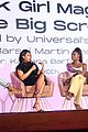 marsai martin issa rae regina hall promote little at beautycon 12