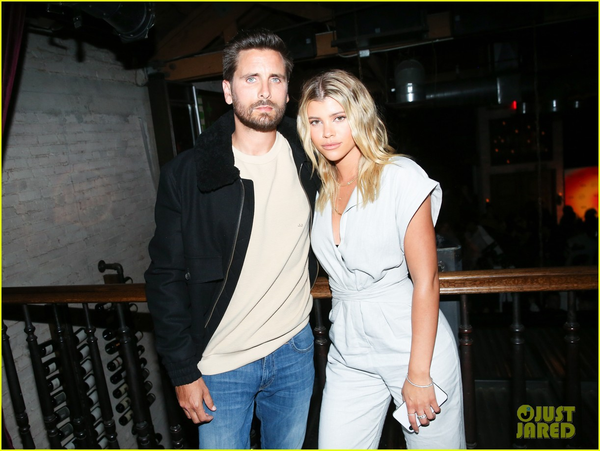 scott disick sofia richie couple up at asos life is beautiful launch party 01