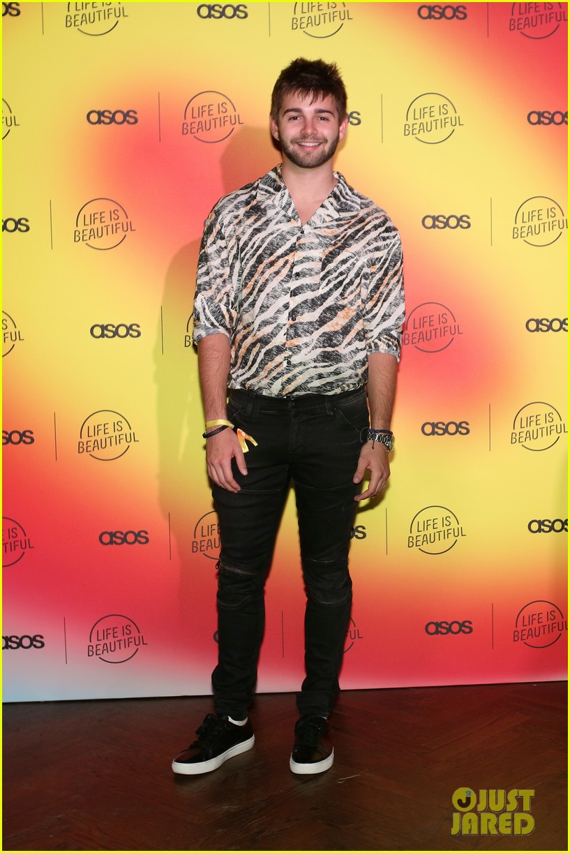 scott disick sofia richie couple up at asos life is beautiful launch party 28