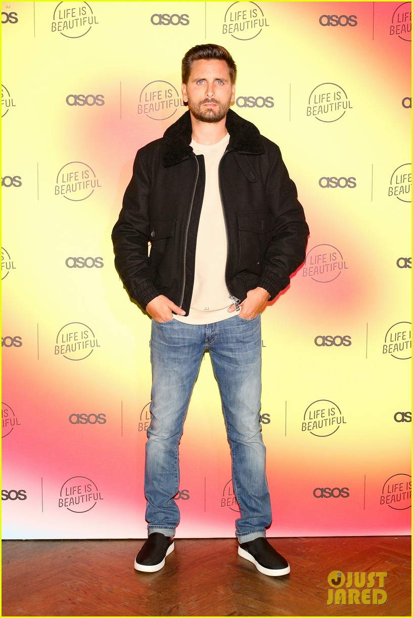 scott disick sofia richie couple up at asos life is beautiful launch party 38