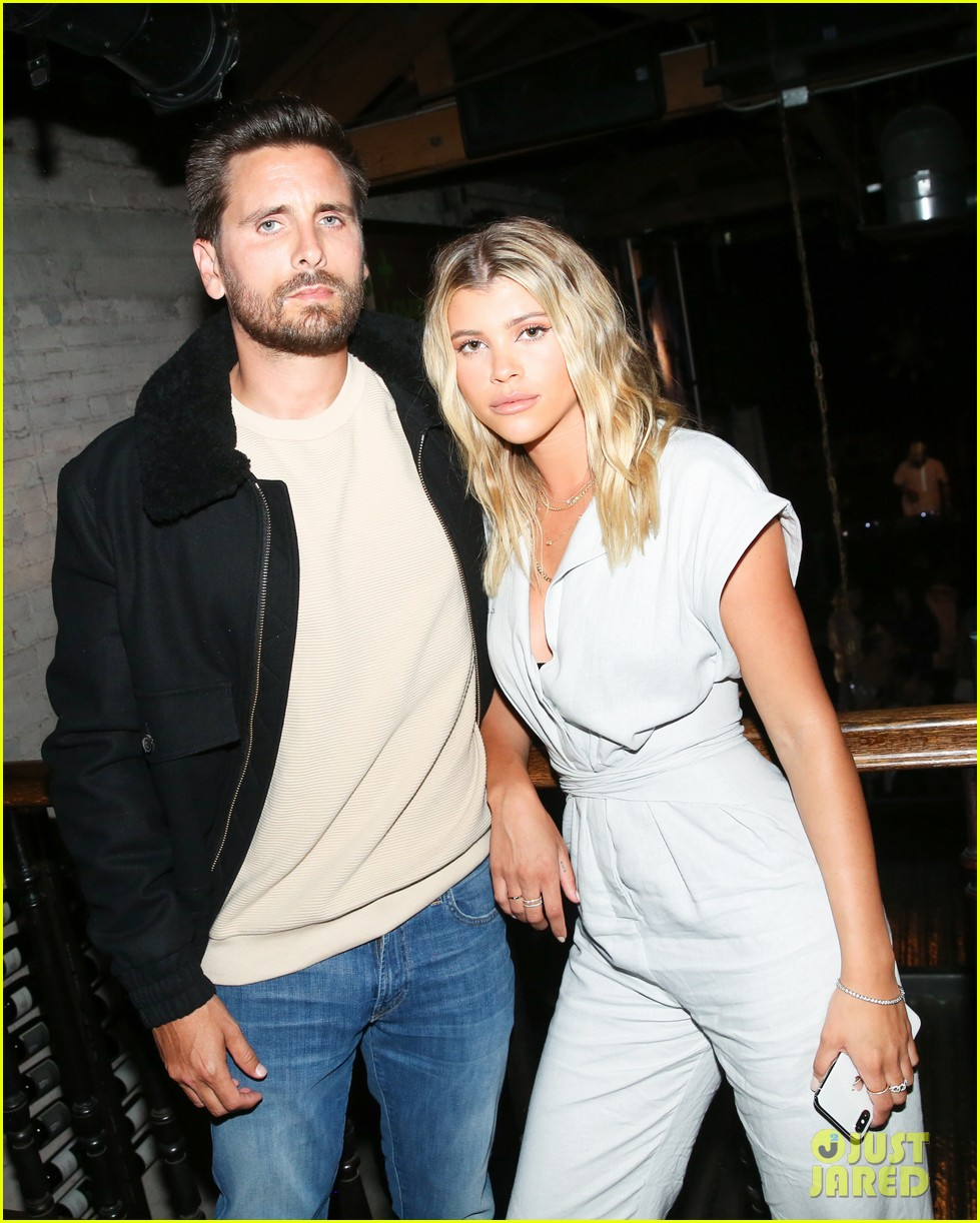 scott disick sofia richie couple up at asos life is beautiful launch party 59
