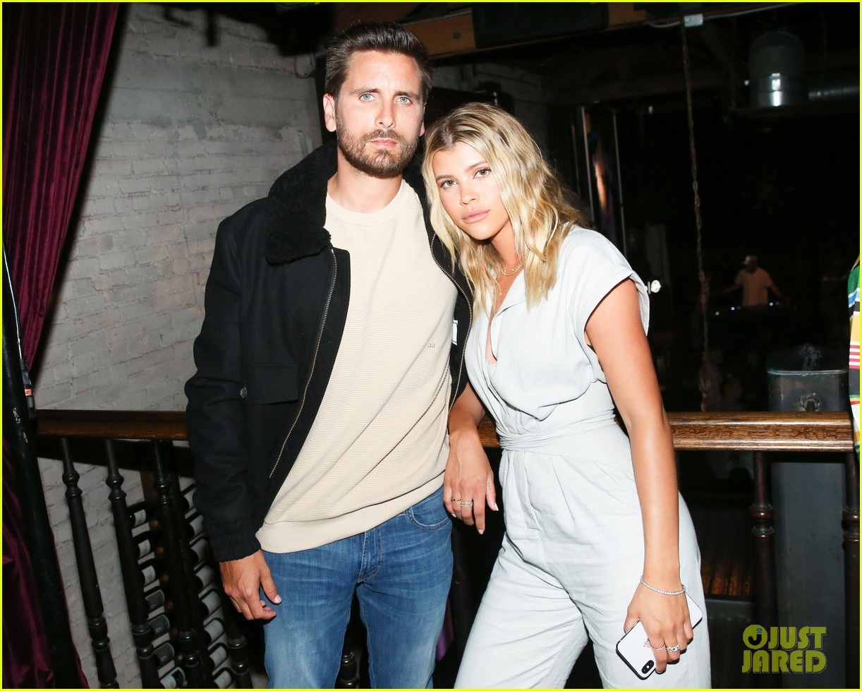 scott disick sofia richie couple up at asos life is beautiful launch party 60