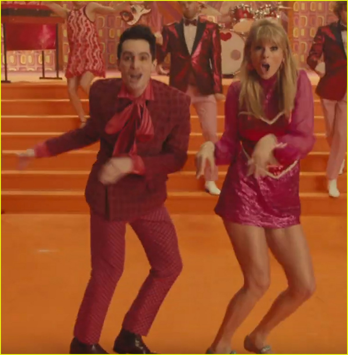 taylor swifts 7 me music video outfits see them all here 04