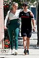 sophie turner joe jonas wrap their arms around each other for lunch 03