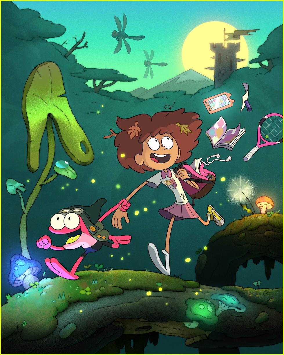 brenda song amphibia gets renewed for season 2 ahead of series premiere 02