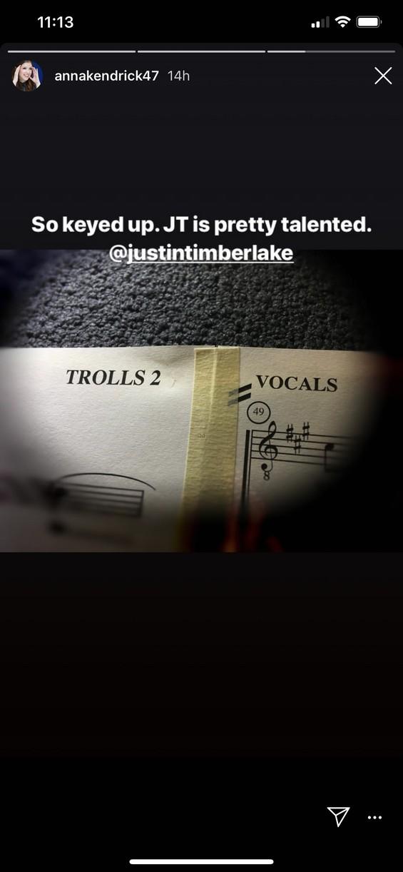 anna kendrick starts recording trolls2 01