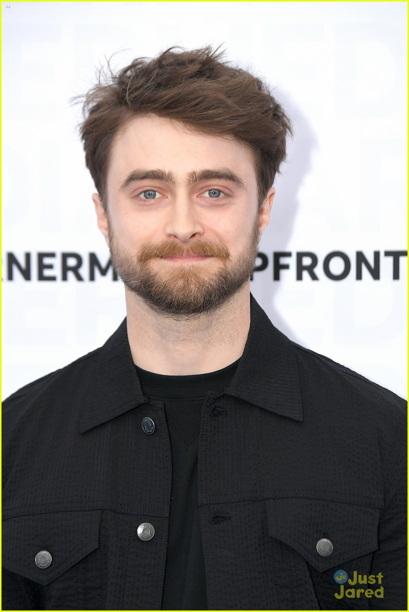 daniel radcliffe tbs miracle workers warner upfront 04