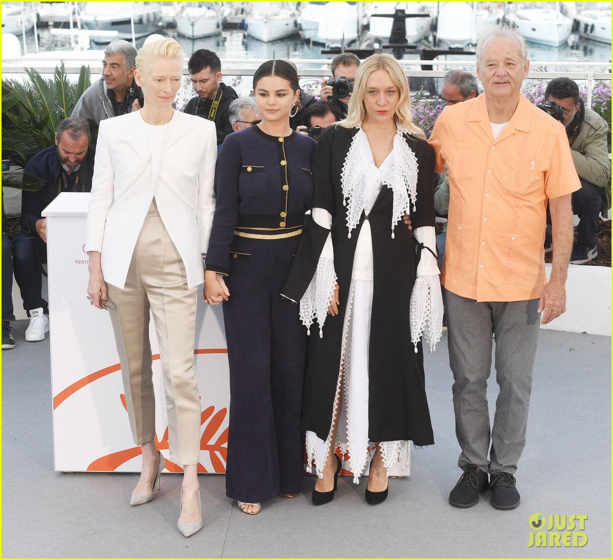 selena gomez joins the dead dont die cast at cannes photo call 05