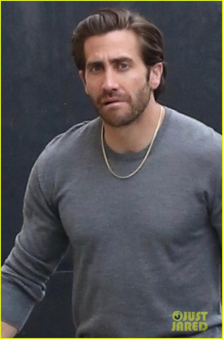 jake gyllenhaal zendaya tom holland promote spider man 11