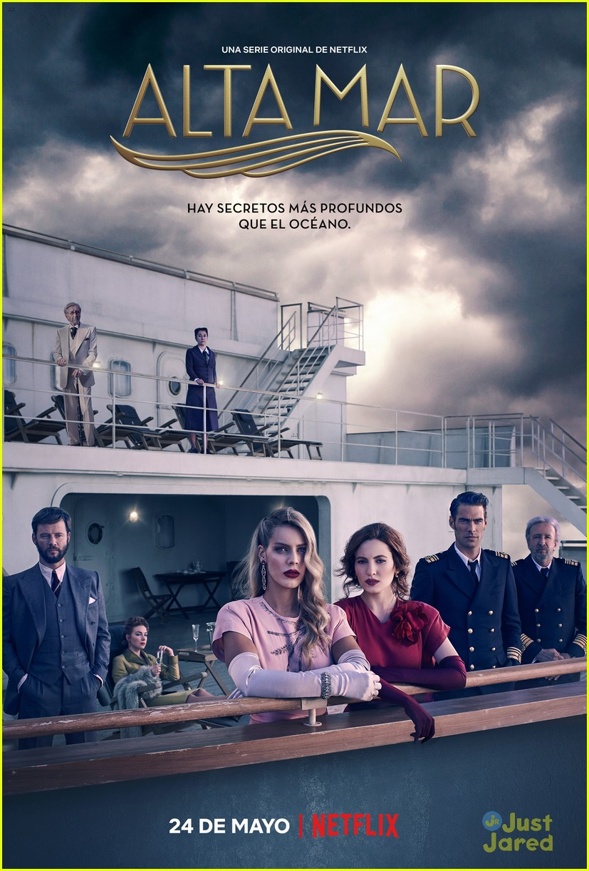 ivana baquero high seas netflix trailer 02