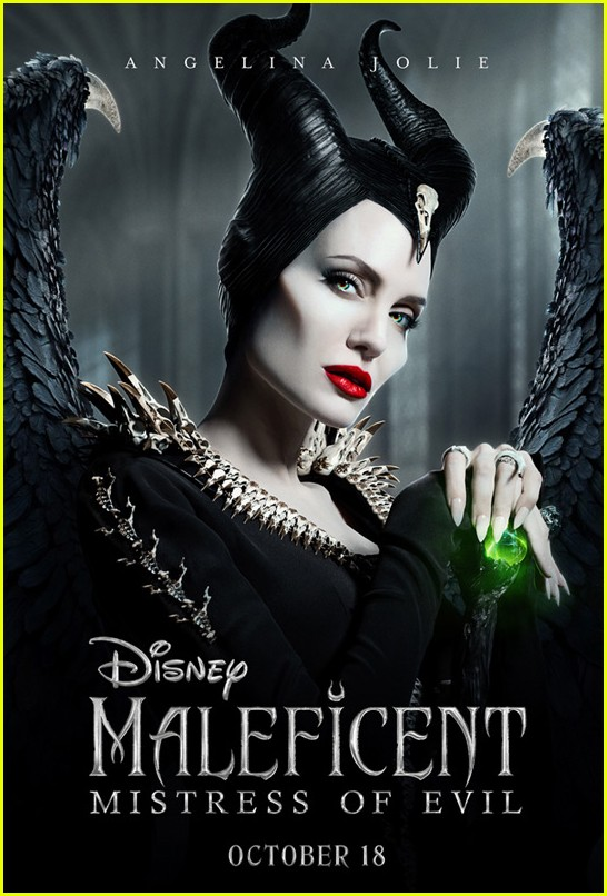 new maleficent character posters 02