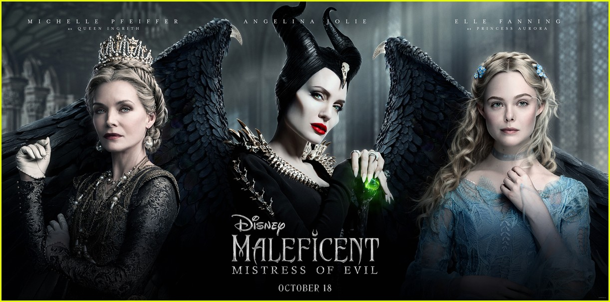 new maleficent character posters 04