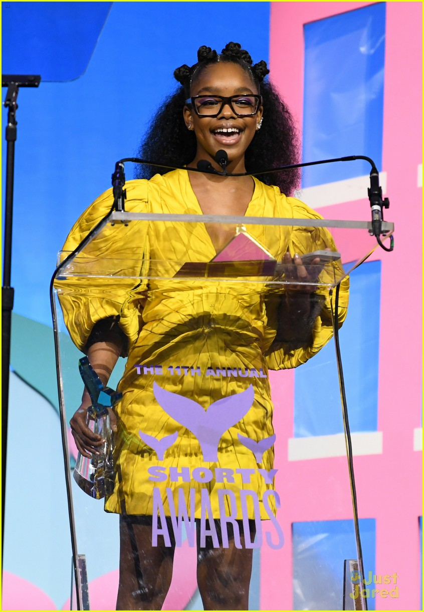 marsai martin alisha marie remi cruz more shorty awards 22