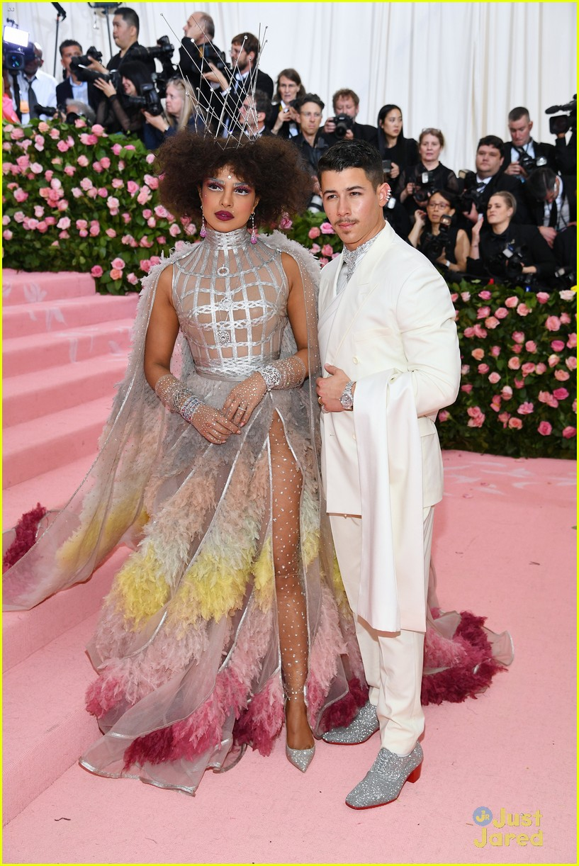 nick jonas camp rock character miss met gala 02