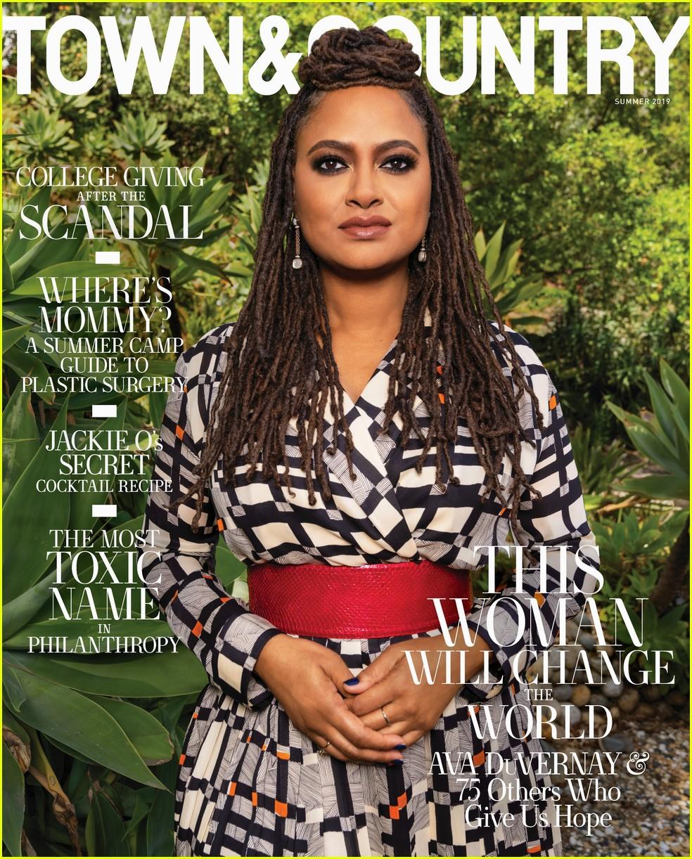 yara shahidi town country magazine 02