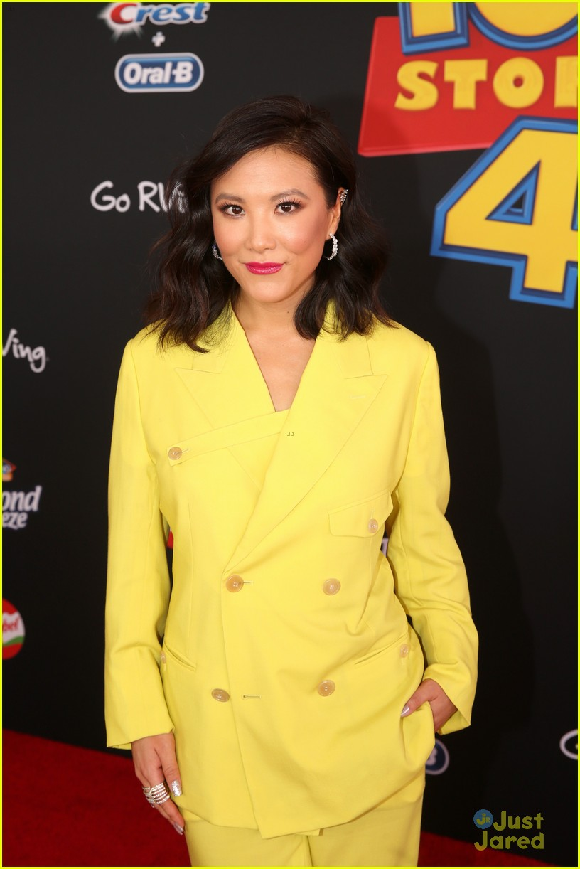 ally maki toy story 4 land role interview 04