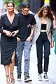 kaia gerber nyc outing with family 02