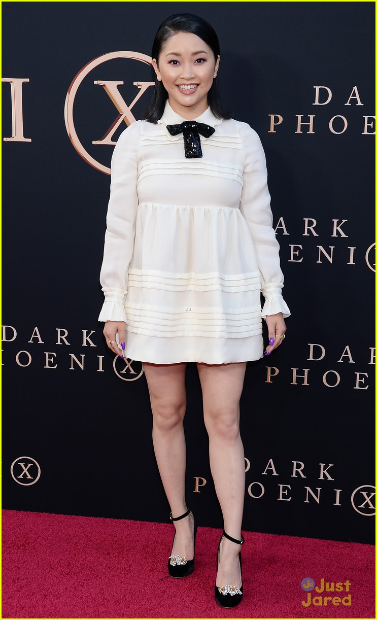 dark phoenix hollywood premiere 05