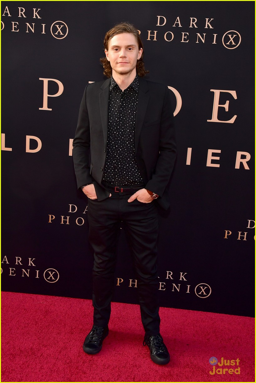 dark phoenix hollywood premiere 20