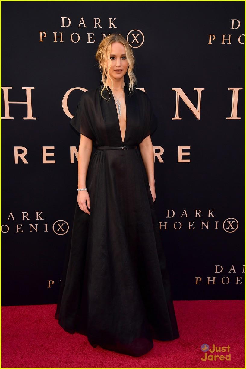dark phoenix hollywood premiere 34