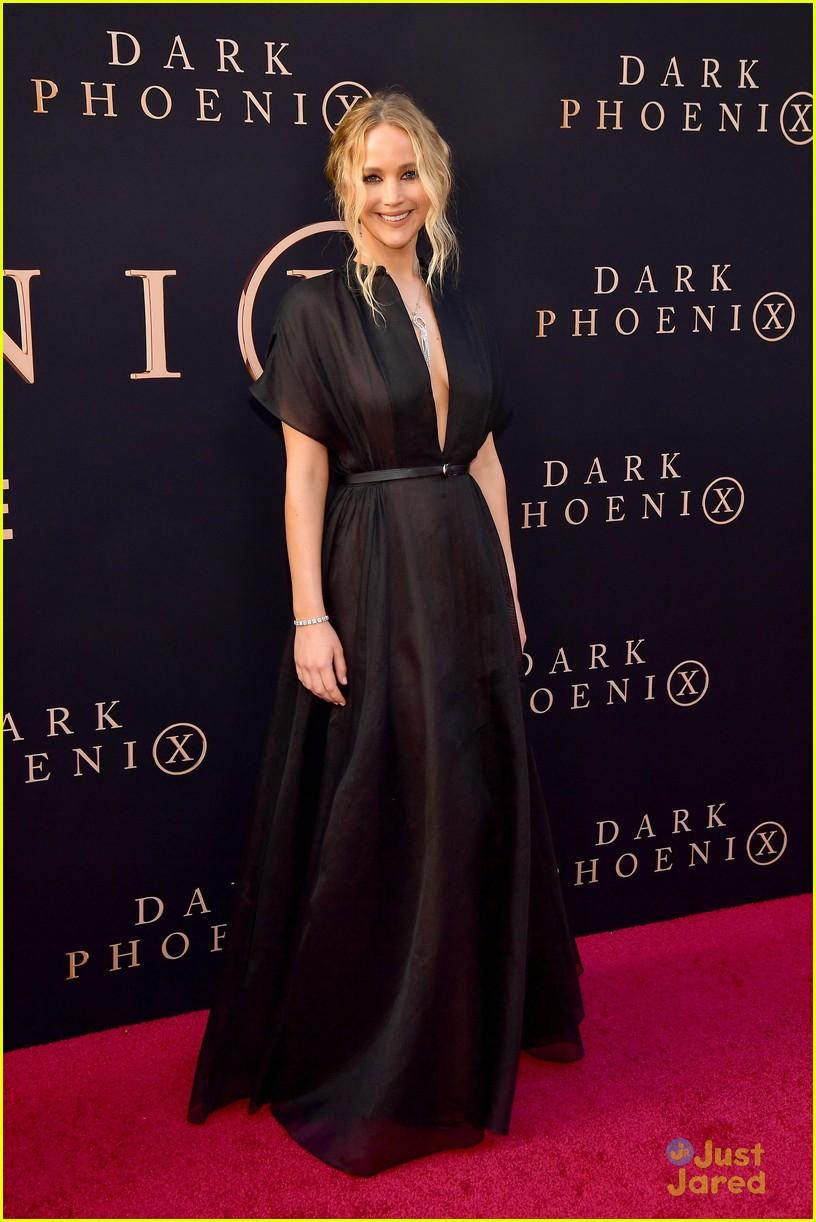dark phoenix hollywood premiere 39