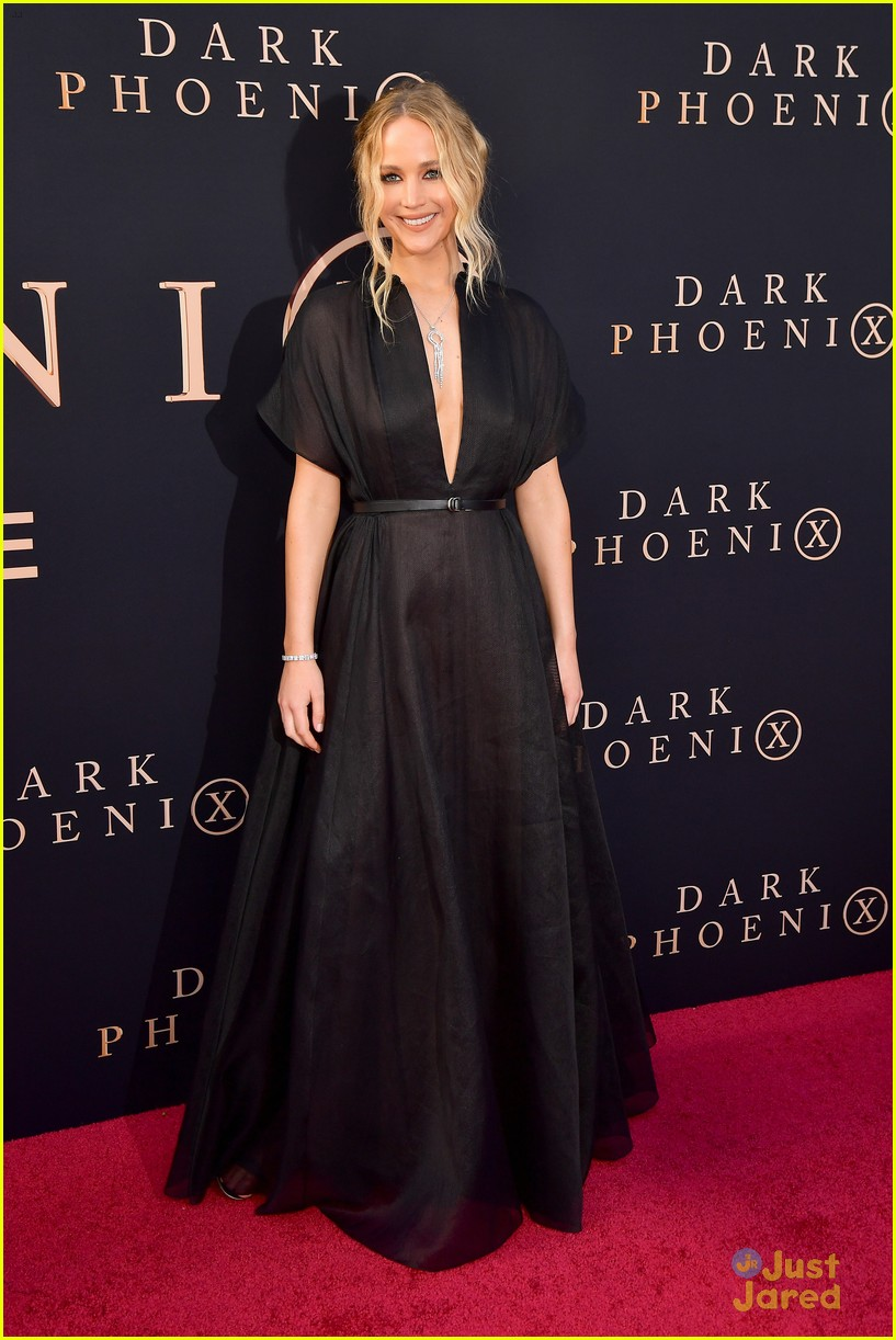dark phoenix hollywood premiere 40
