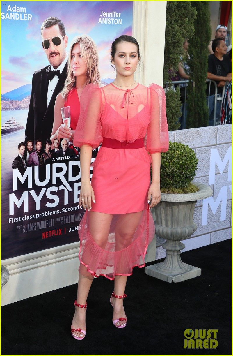 emma fuhrmann is pretty in pink at murder mystery premiere 08