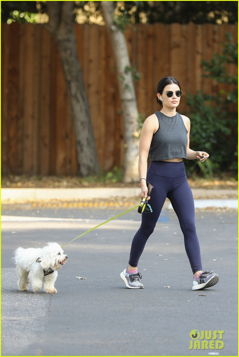 lucy hale holding elvis 03