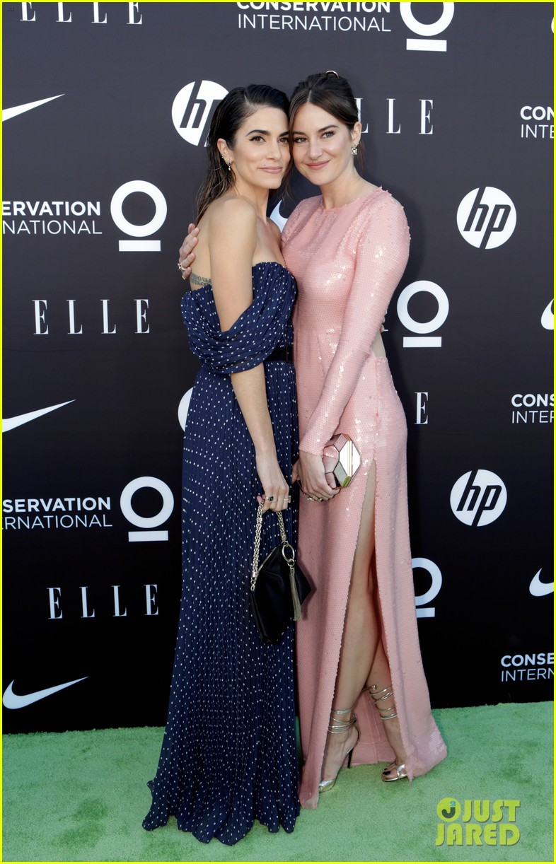 shailene woodley nikki reed lana condor women on mission at elle gala 07