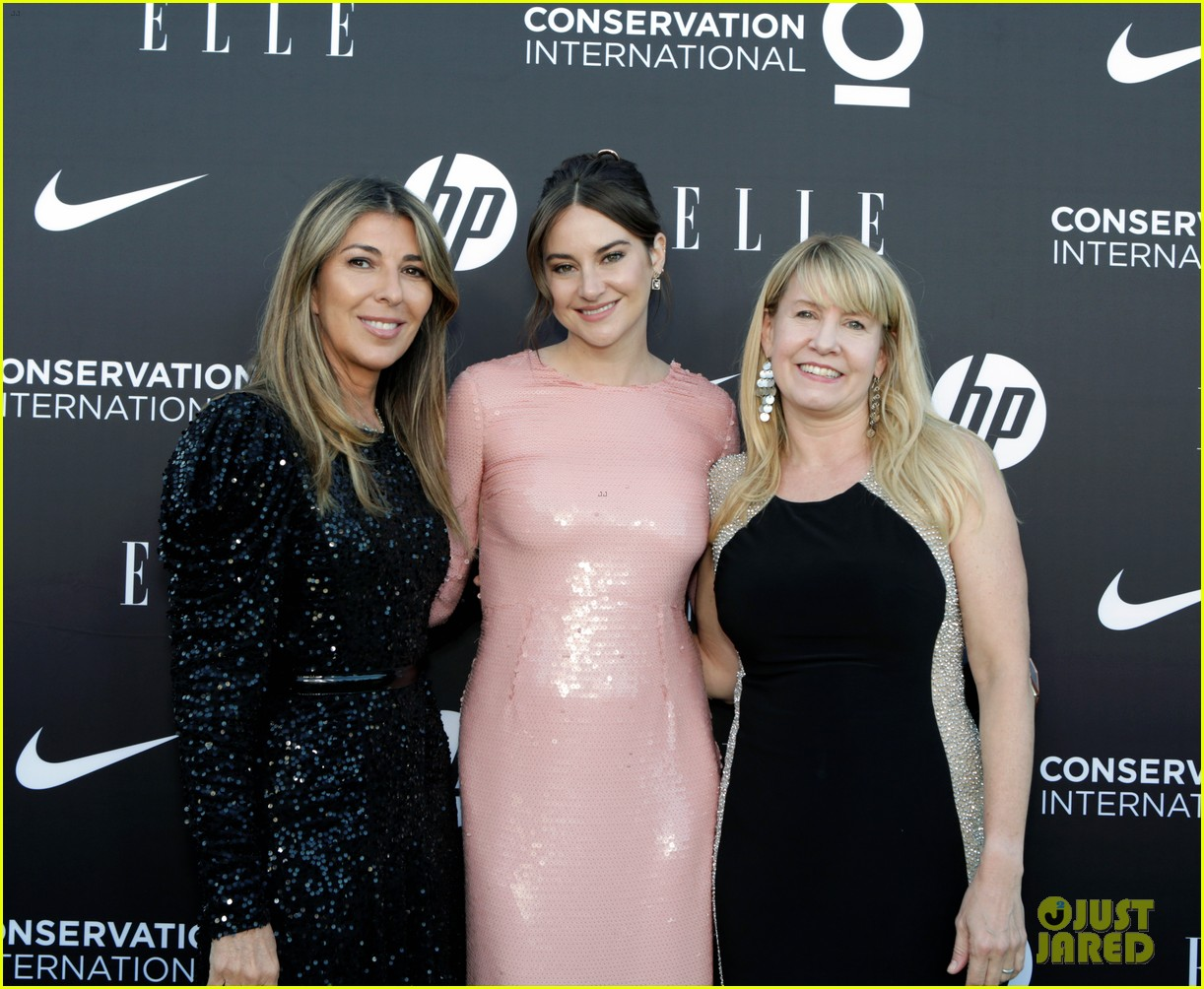 shailene woodley nikki reed lana condor women on mission at elle gala 29