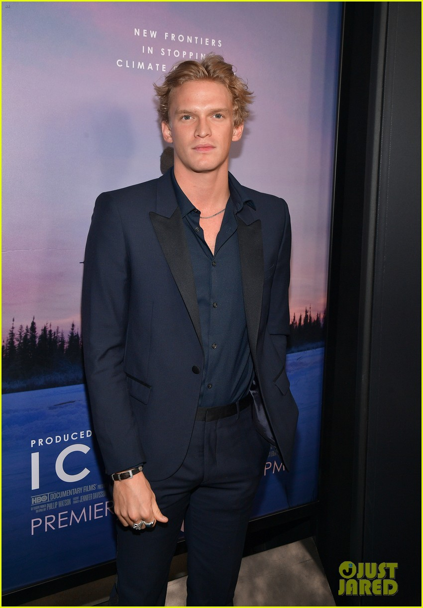Cody Simpson Looks Dashing at the Premiere of Leonardo DiCaprio's