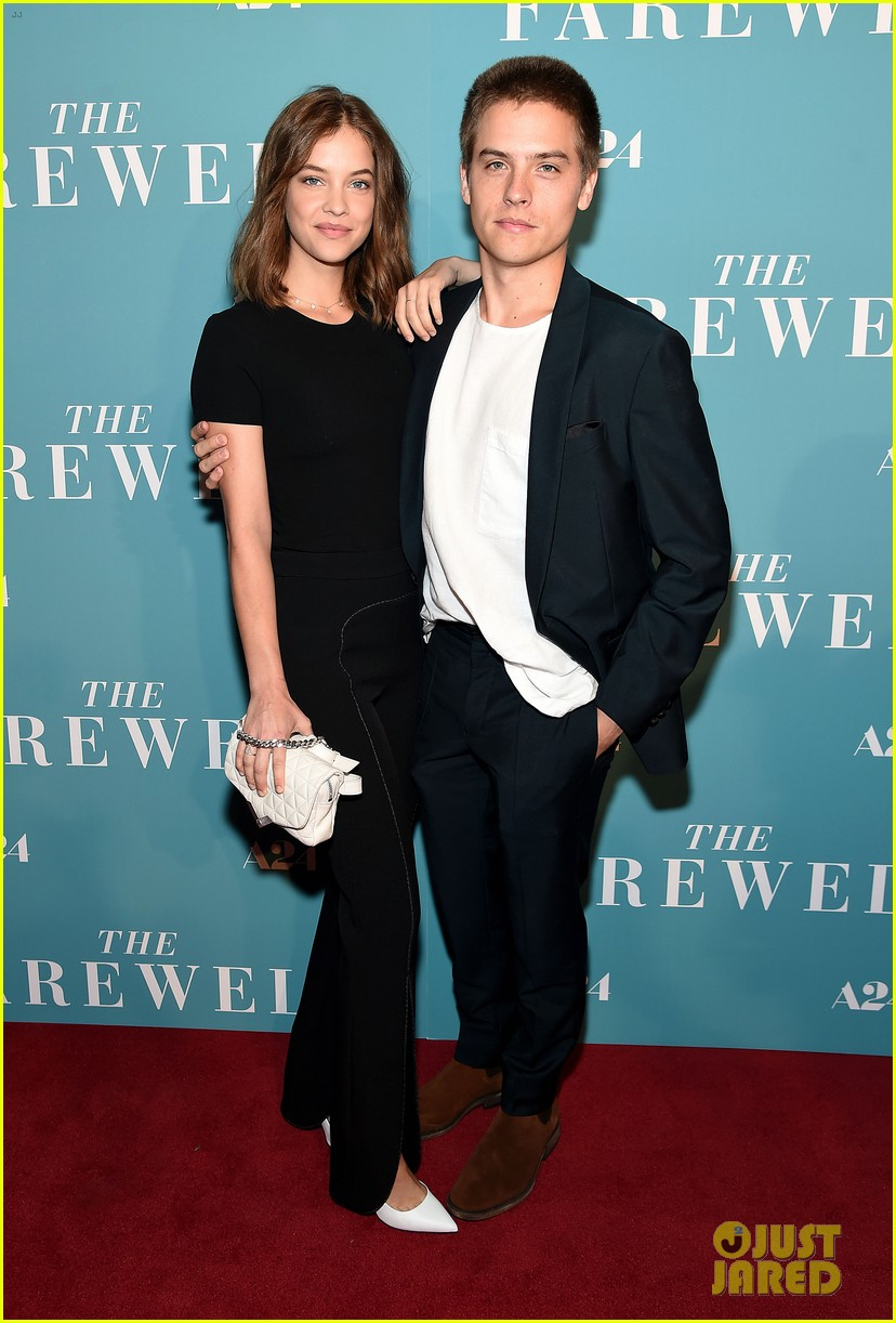 awkwafina dylan sprouse the farewell screening 05