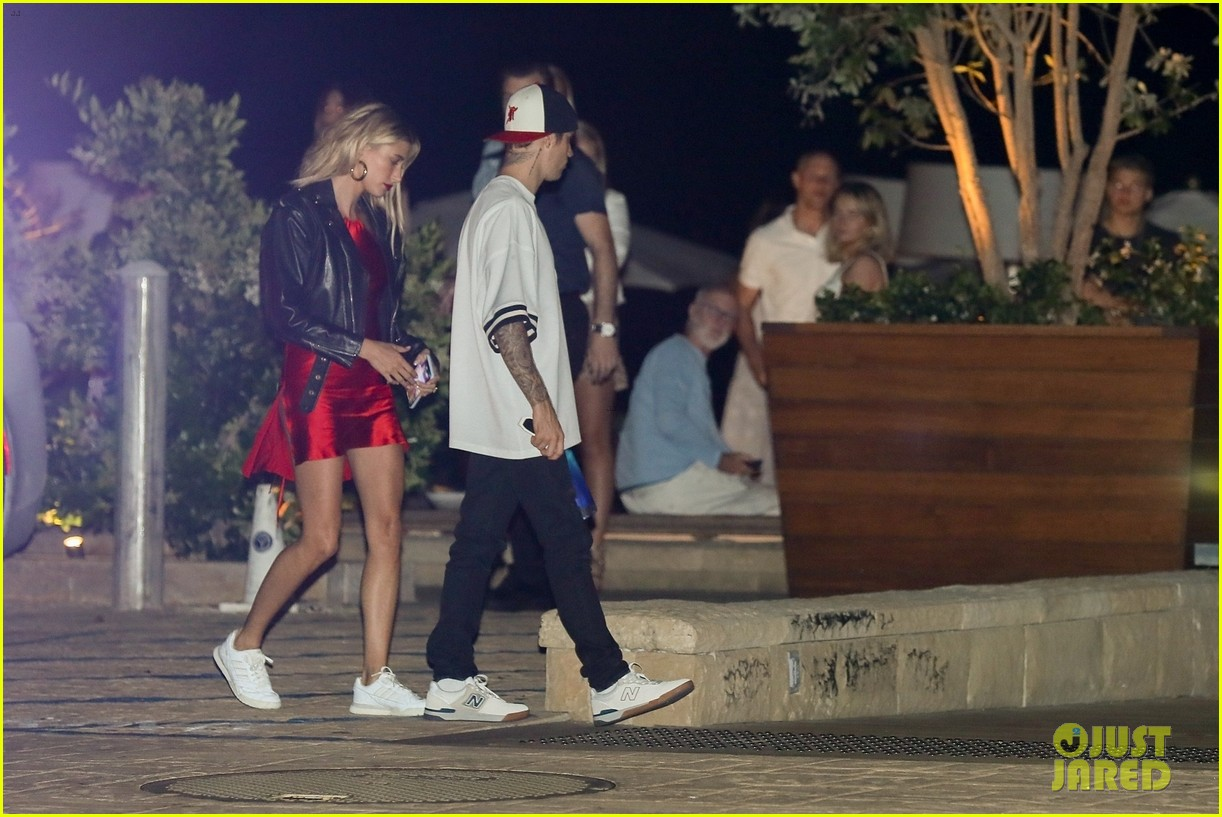 justin bieber hailey bieber sushi date night 15