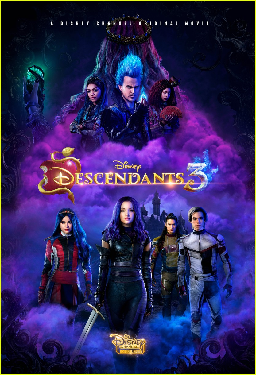 descendants 3 premiere canceled 03
