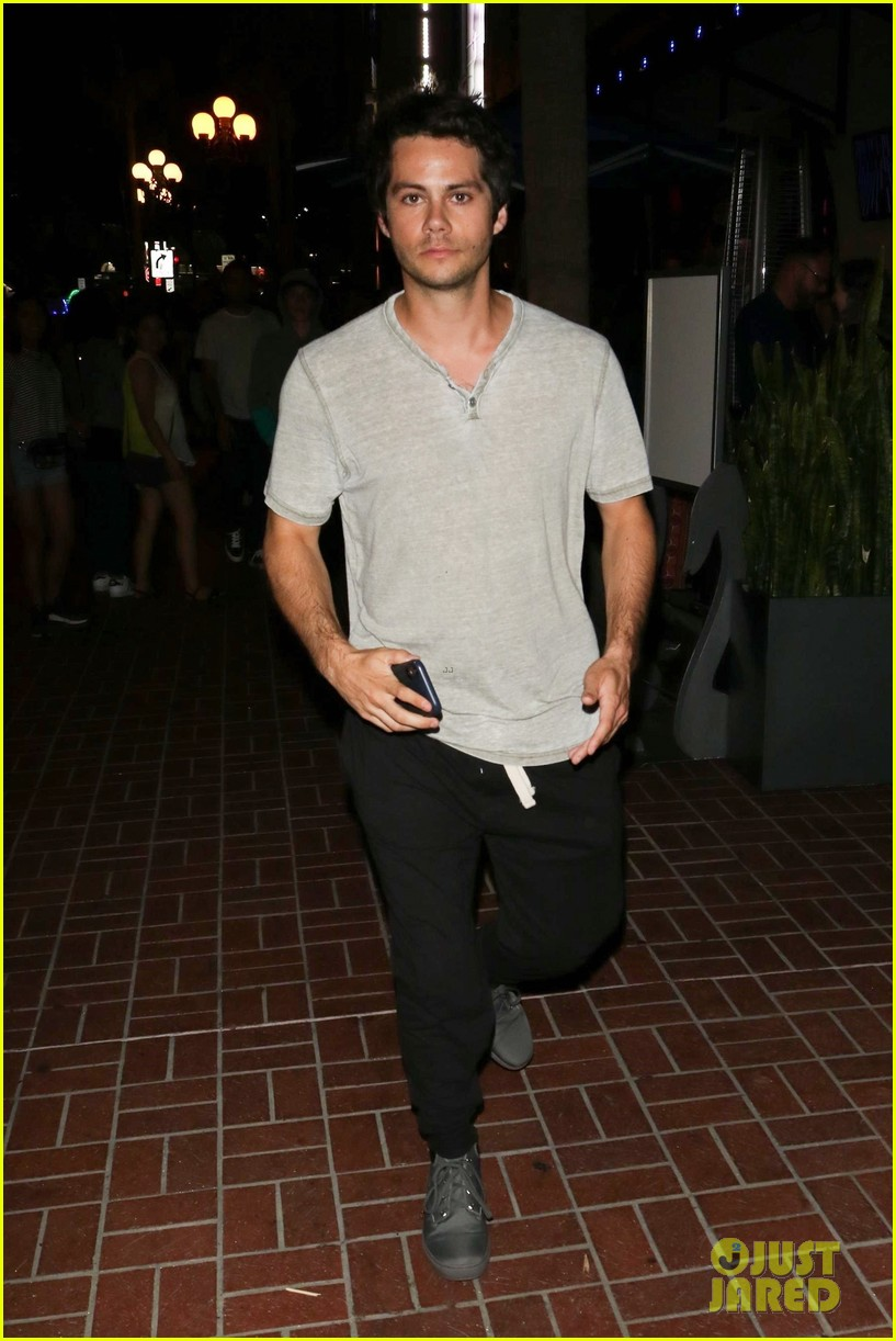 dylan obrien sdcc spotted movie date 02