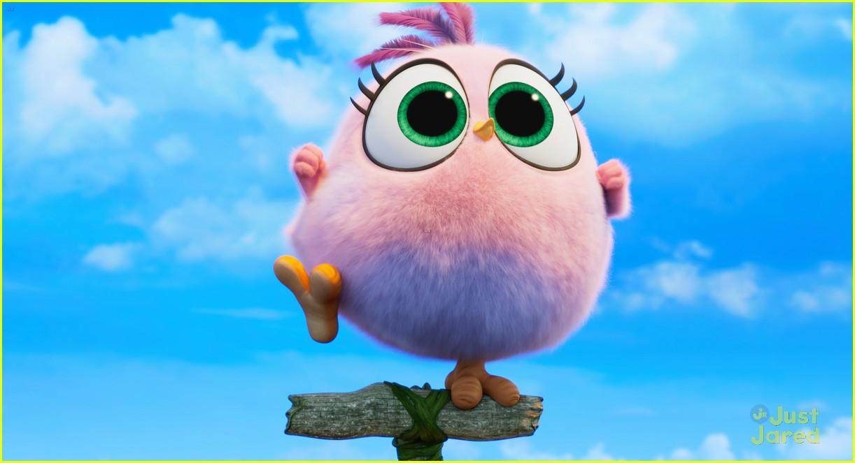 Angry Birds 2 Debuts Adorable Hatchlings Clip Watch Here Photo 1250152 Alma Varsano Brooklynn Prince Faith Urban Genesis Tennon Jojo Siwa Movies Sunday Urban Video Pictures Just Jared Jr