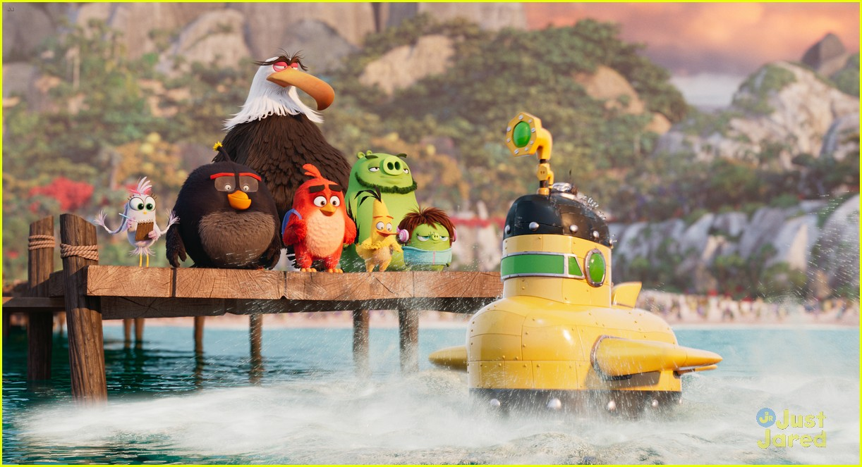 angry birds 2 hatchlings clip pics 05