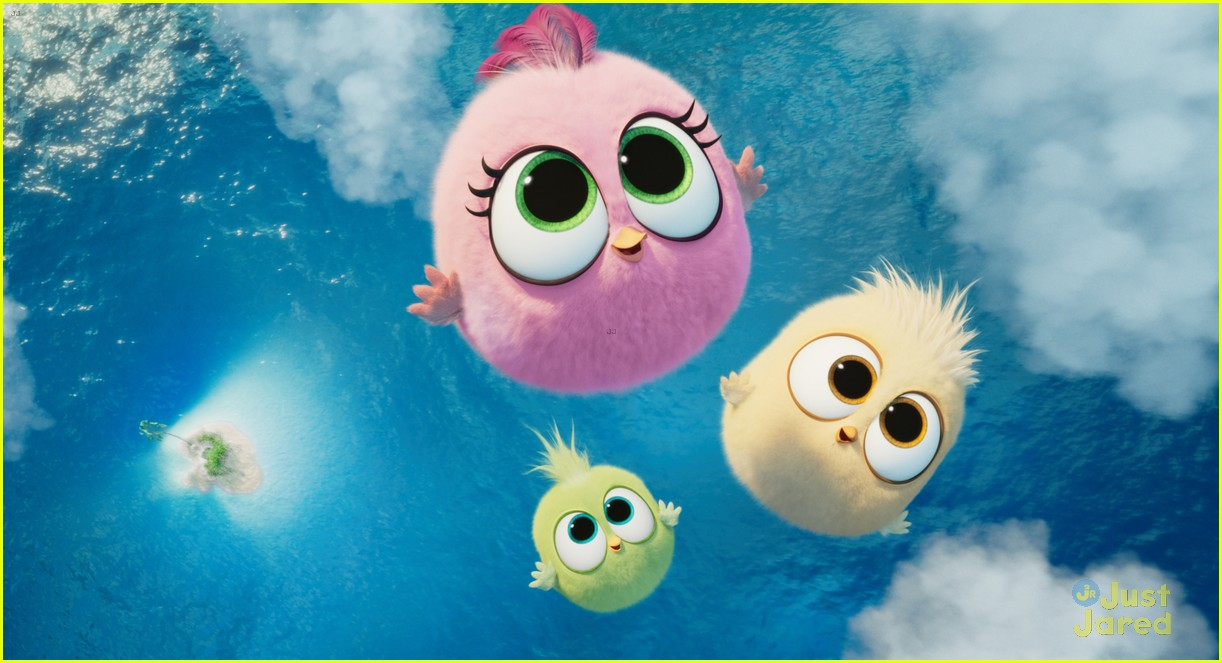 Angry Birds 2 Debuts Adorable Hatchlings Clip Watch Here
