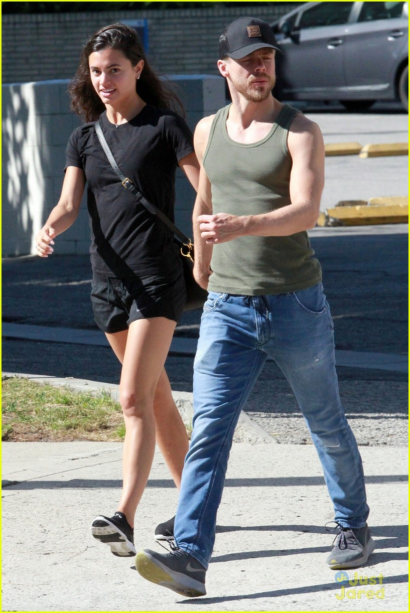 hayley erbert derek hough lunch la 01