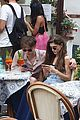 natalia dyer charlie heaton keep close during lunch in italy 05