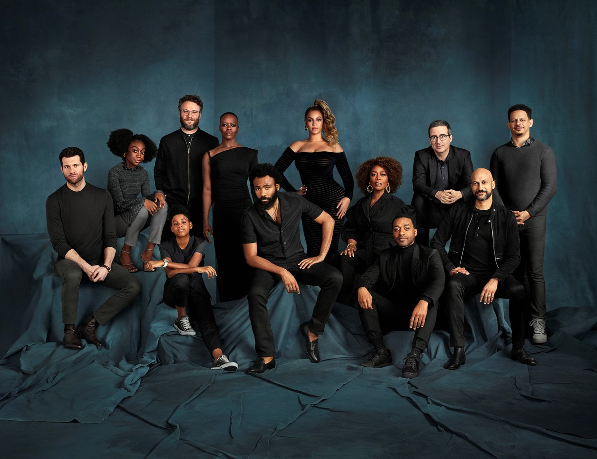 Disney Debuts Stunning Image Of 'Lion King' Cast - See It ...