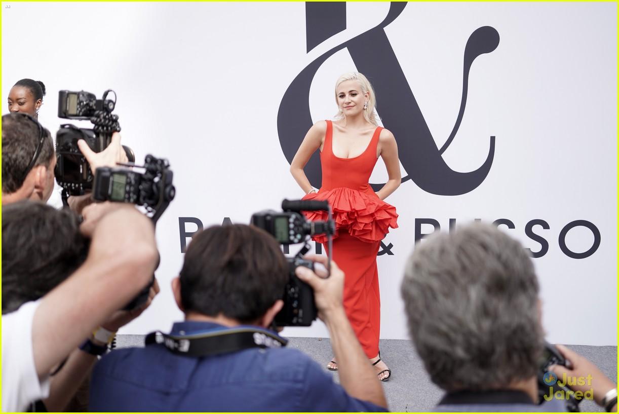 rowan blanchard pixie lott more paris fashion week 03