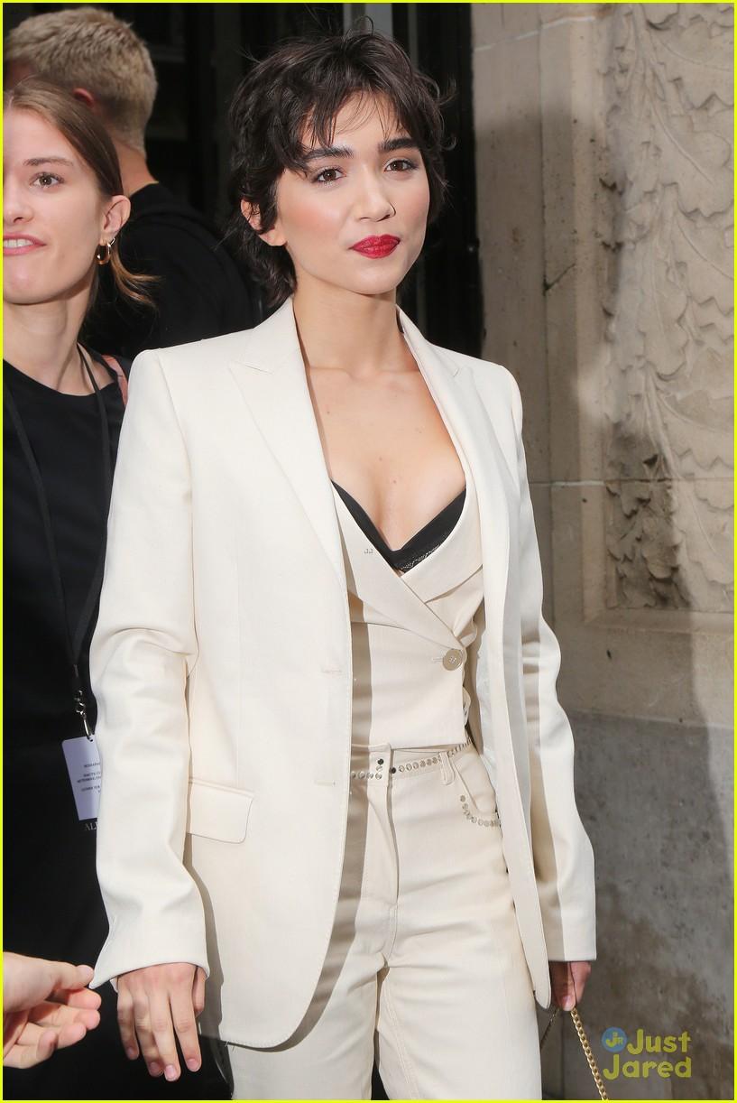 rowan blanchard pixie lott more paris fashion week 13