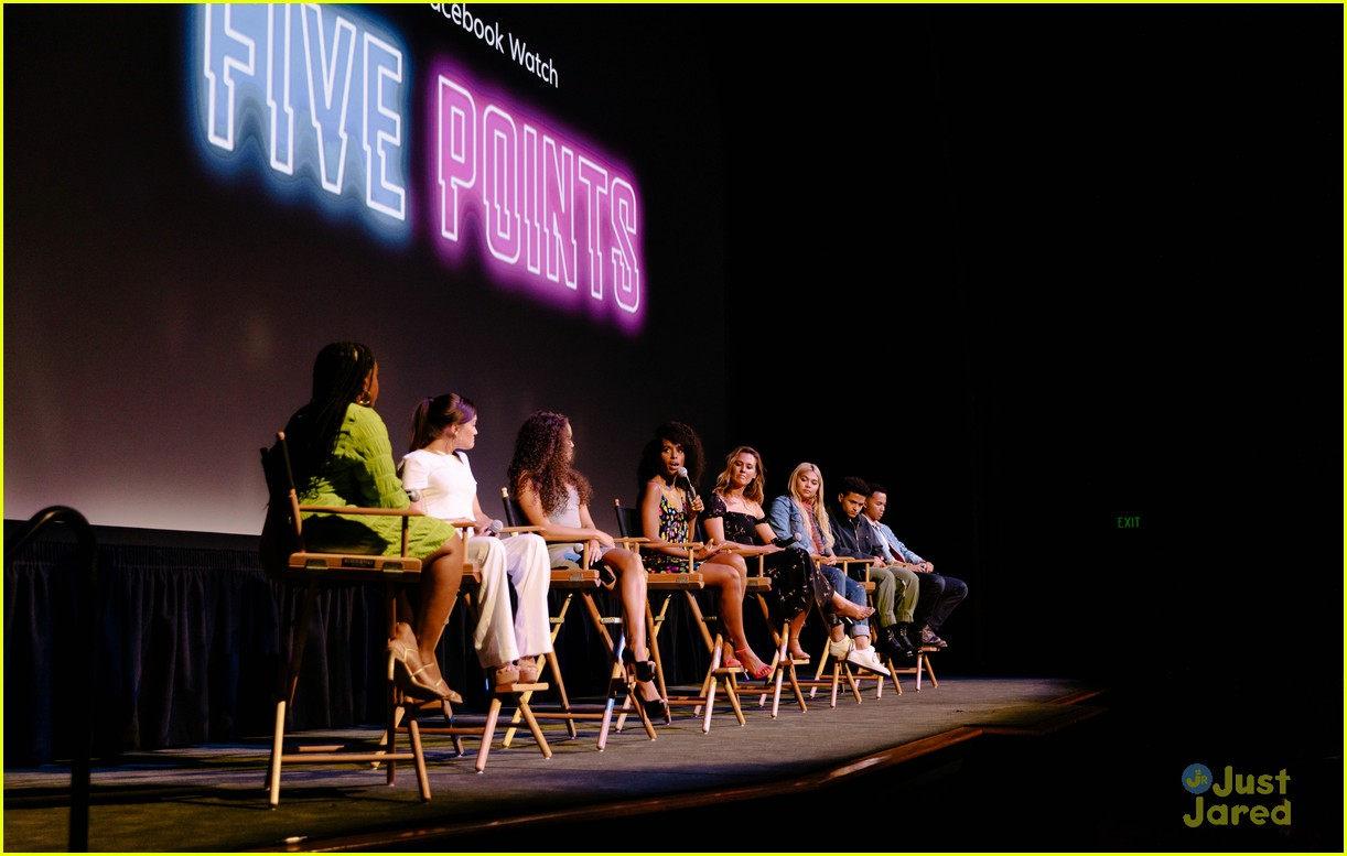 five points cast premiere event pics 04