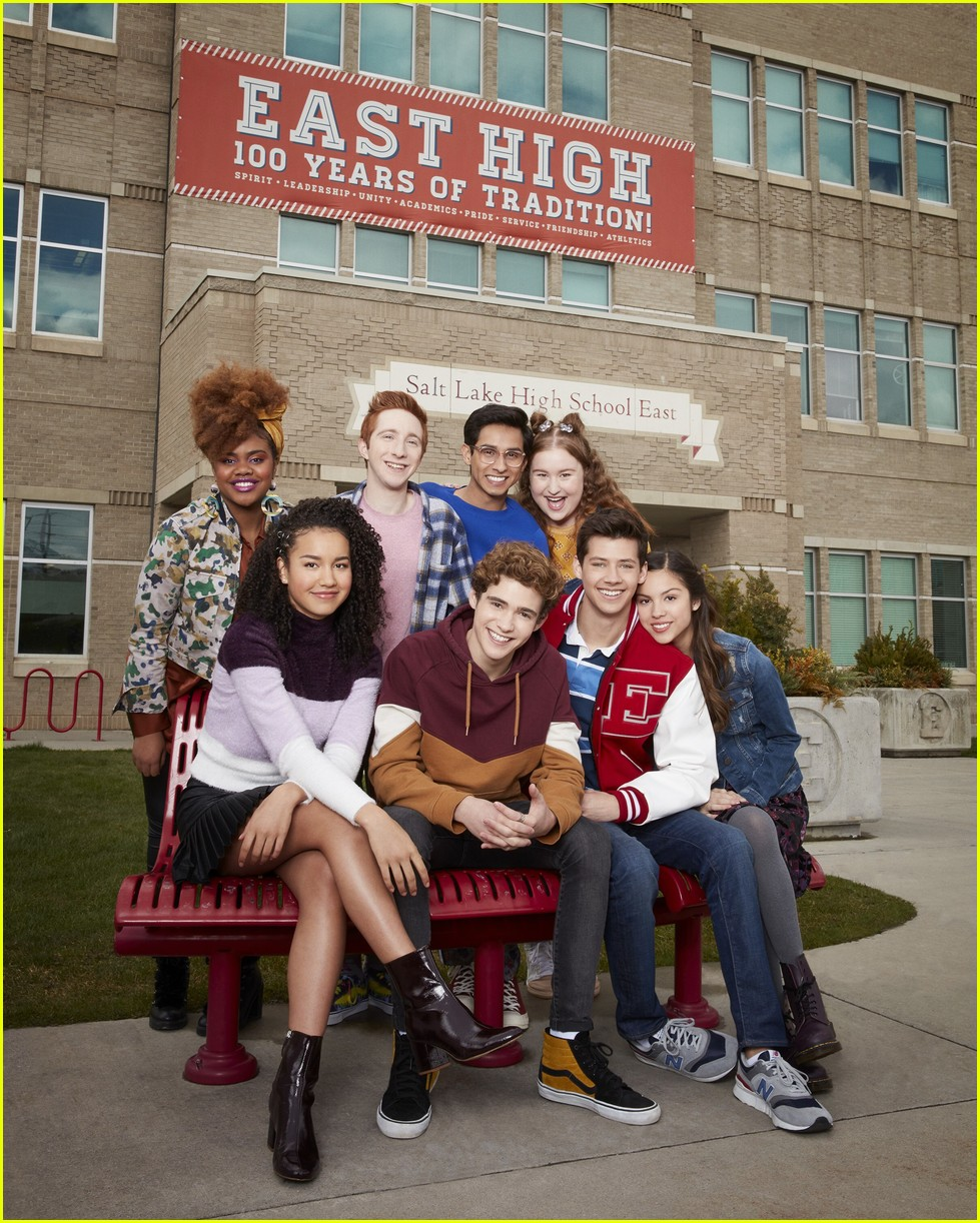 'High School Musical: The Musical: The Series' - Watch the ... - photo#18