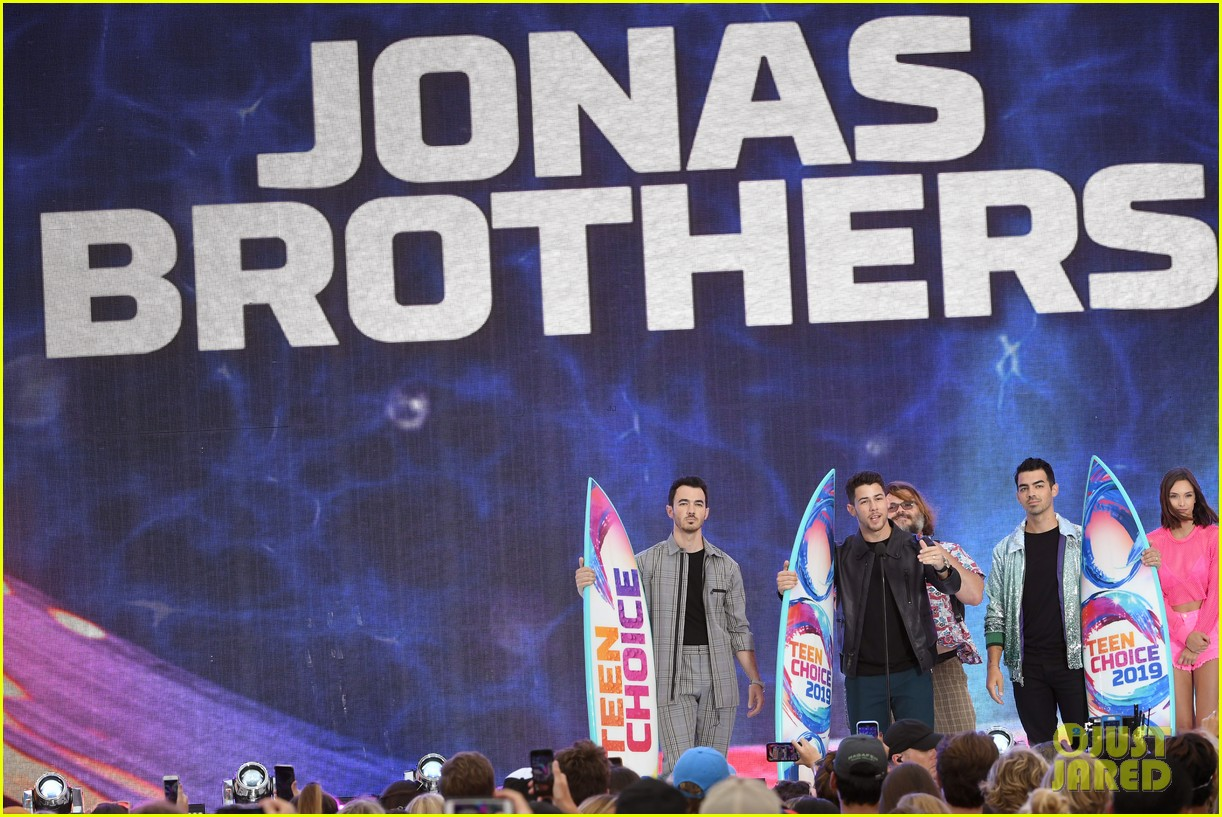jonas brothers teen choice awards 2019 04