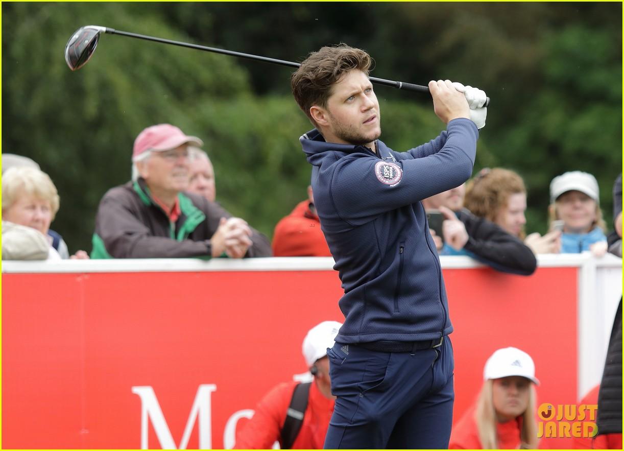 niall horan golf tournament pics 10
