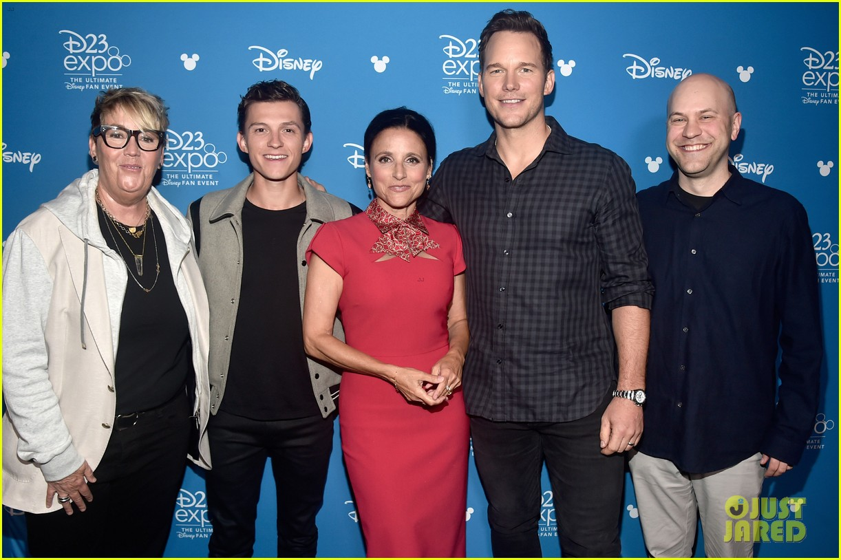 tom holland chris pratt onward d23 expo 14